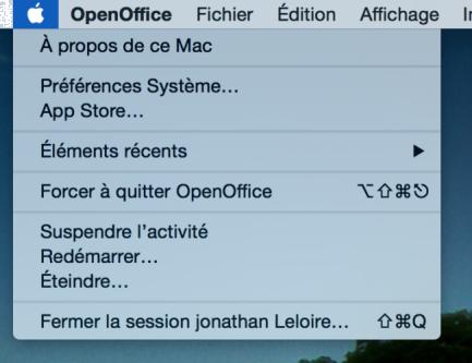 Capacité disque dur mac