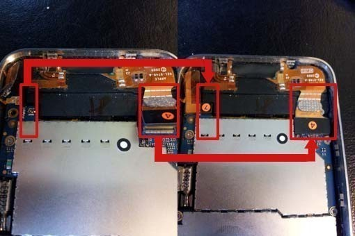changer batterie iphone 3gs 12