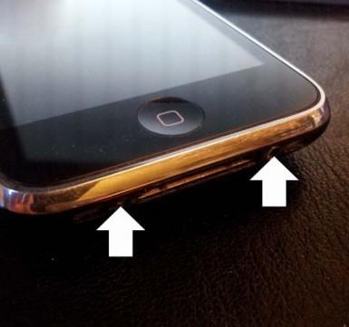 changer batterie iphone 3gs 14