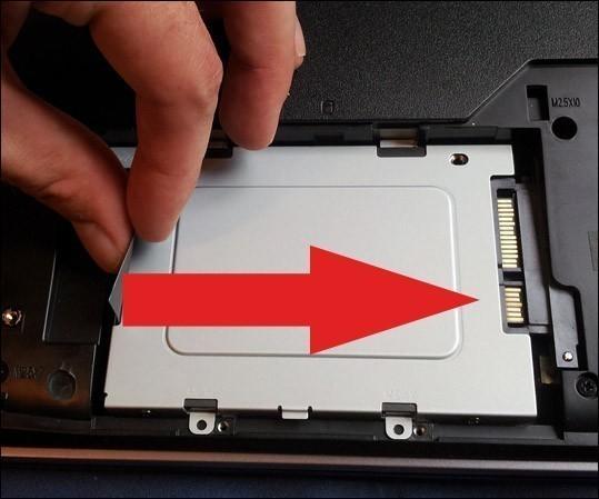 changer disque dur sur asus n53s 6