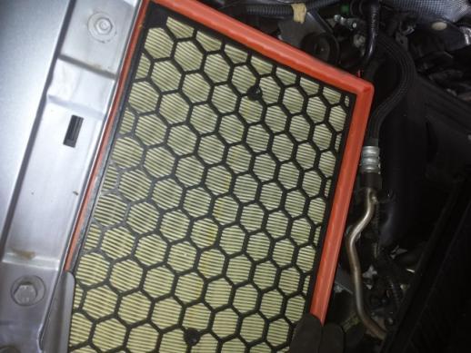 changer filtre a air opel vectra c gts 4