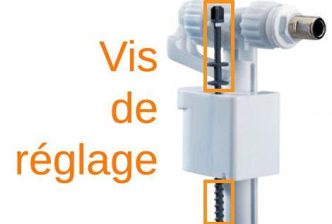 changer le robinet flotteur d un wc 1