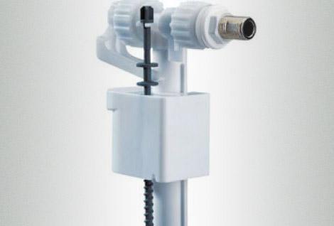 Changer le robinet flotteur d 39 un wc for Changer un robinet de cuisine