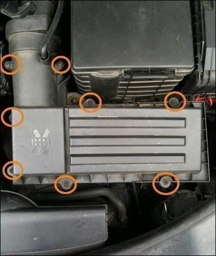 comment changer batterie sur audi a3 8p tdi 2