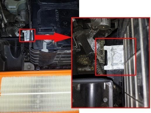 comment changer batterie sur audi a3 8p tdi 3