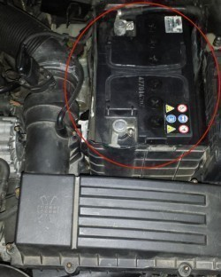 comment changer batterie sur audi a3 8p tdi 0