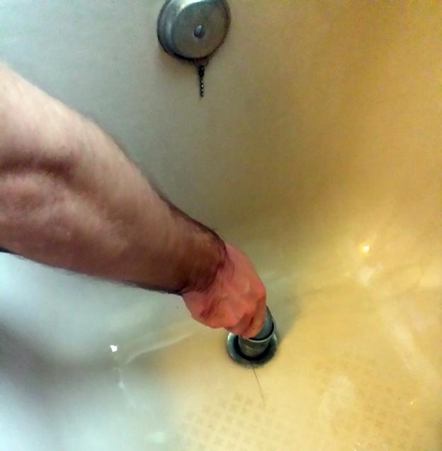 comment deboucher une baignoire 2
