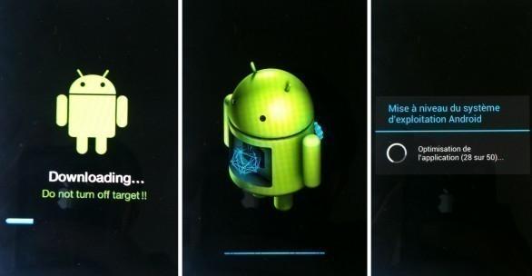 conseils pour flasher Roms et Firmwares androïd
