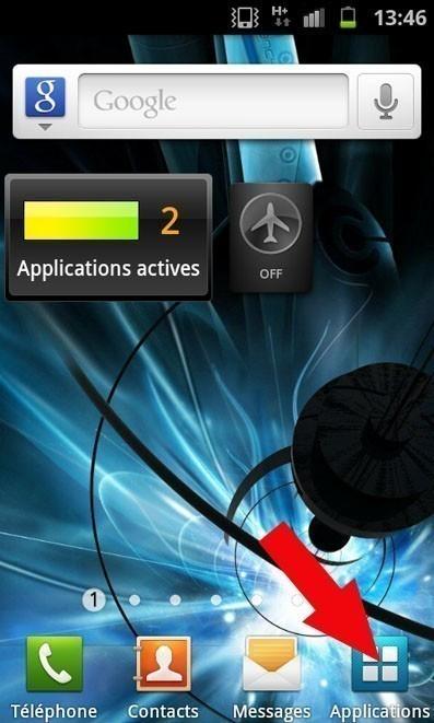 desactiver le vibreur clavier android 0