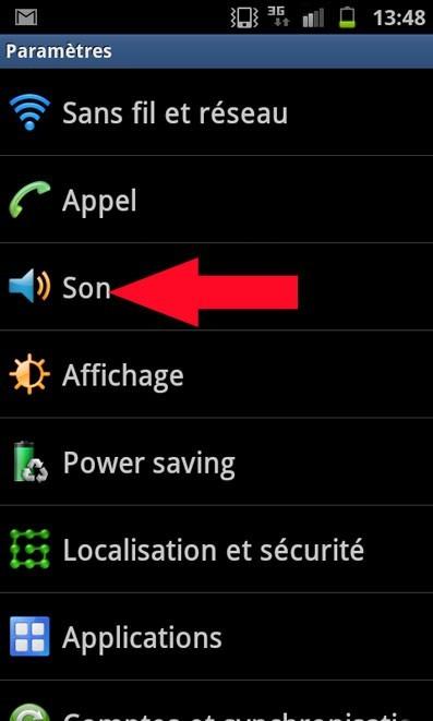 desactiver le vibreur clavier android 2