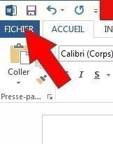desactiver mode protege office et word 1
