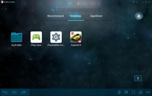 droid4x android emulator apk windows mac 3