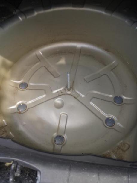 eau dans coffre opel vectra c 1