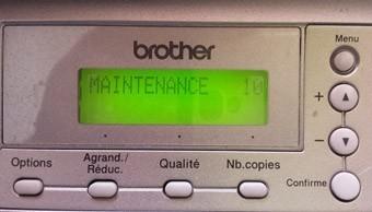 erreur nettoyage impossible dcp 110c 115c 116c 117c 120c 310cn 315cn 340cw 2