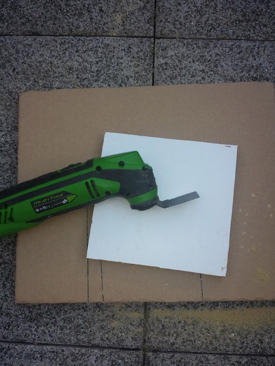 fabriquer un meuble cache litiere 2