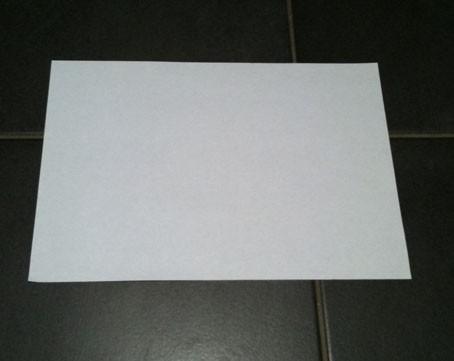 faire un avion en papier 1