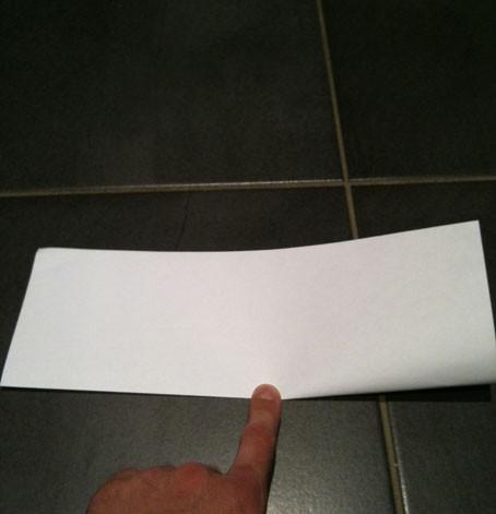 faire un avion en papier 3
