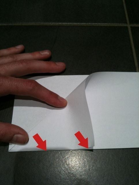 faire un avion en papier 4