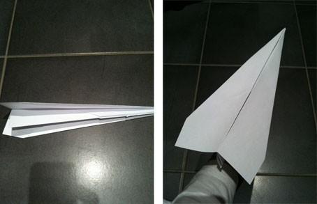 faire un avion en papier 10