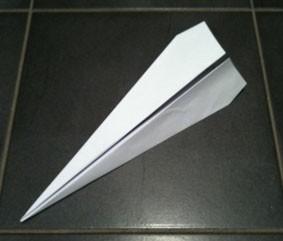 faire un avion en papier 0
