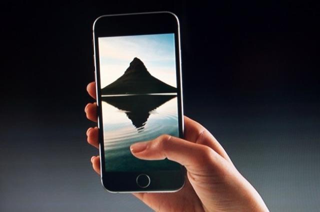 faire une photo live iphone 6s 0