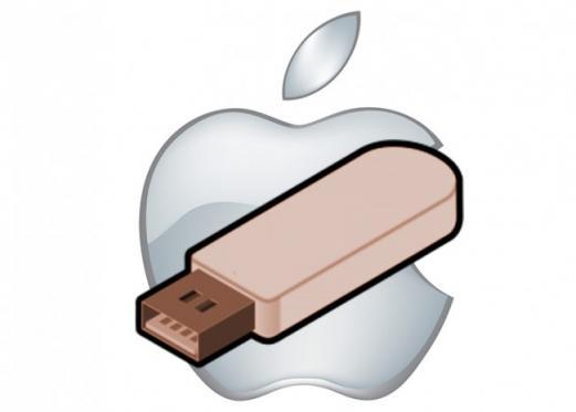 formater une cle usb sur mac 0