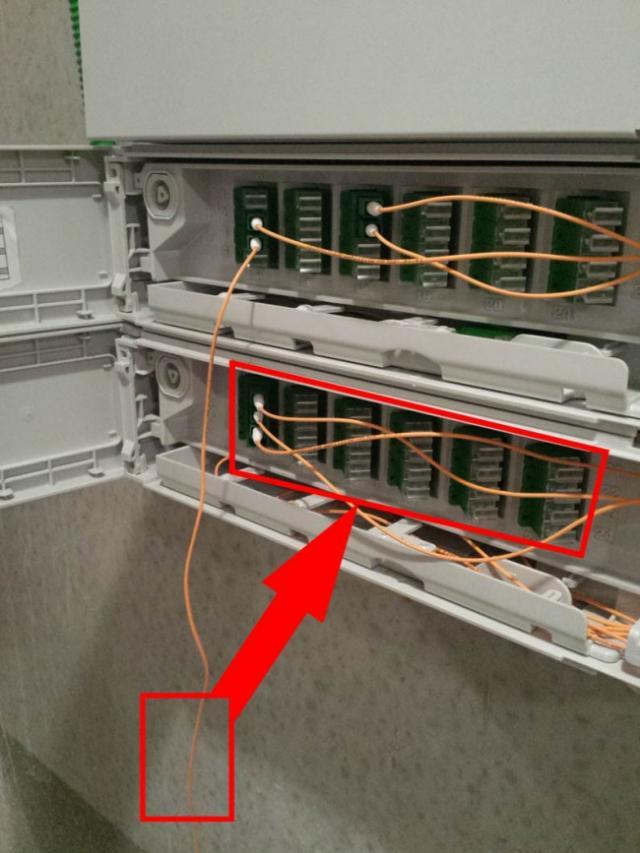 installation fibre optique appartement 25