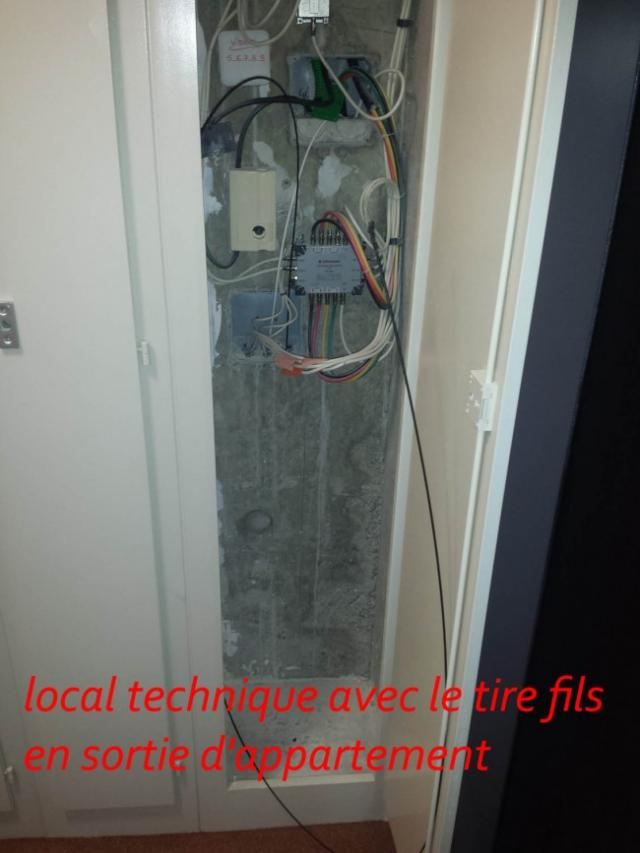 renovation appartement fibre optique