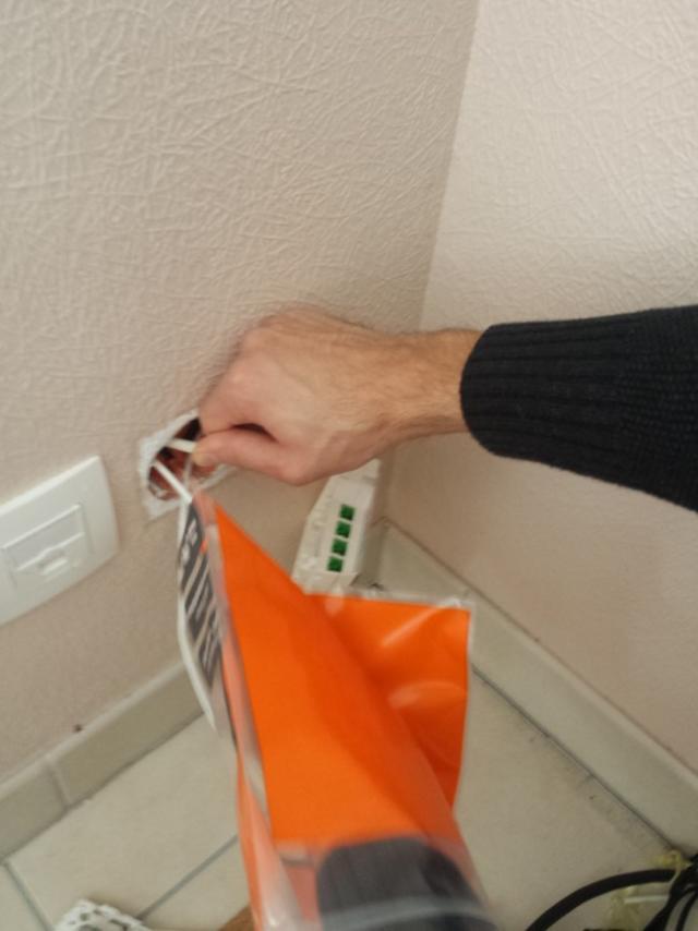 installation fibre optique appartement 8