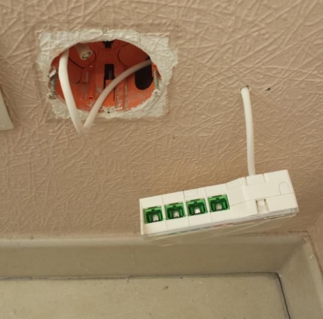 installation fibre optique appartement 9