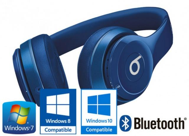 Installer beats solo wireless sur windows