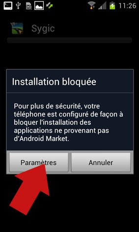 installer une application apk android depuis pc 3