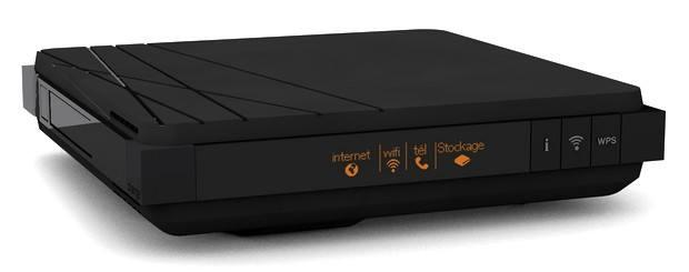 la nouvelle livebox 4k orange 1