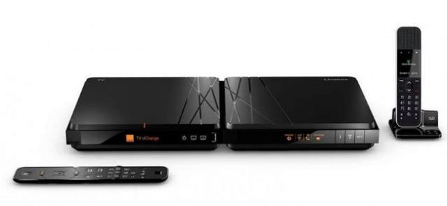 la nouvelle livebox 4k orange astuces pratiques. Black Bedroom Furniture Sets. Home Design Ideas