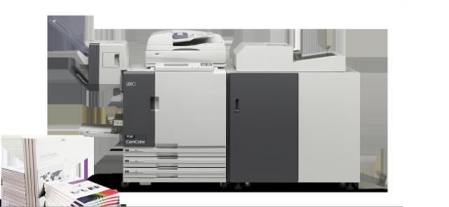 Les imprimantes professionnelles RISO