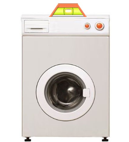 machine a laver qui bouge