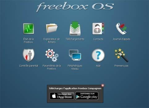 nouveau firmware freebox os