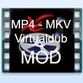 ouvrir mp4 ou mkv avec virtualdubmod 0