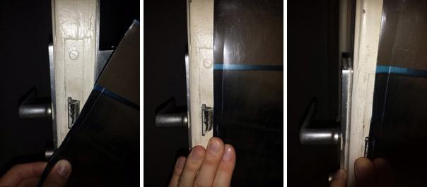 ouvrir une porte avec une radio 6