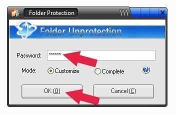proteger une cle usb par mot de passe 4