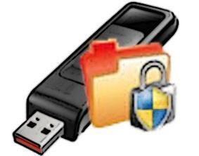 proteger une cle usb par mot de passe 0