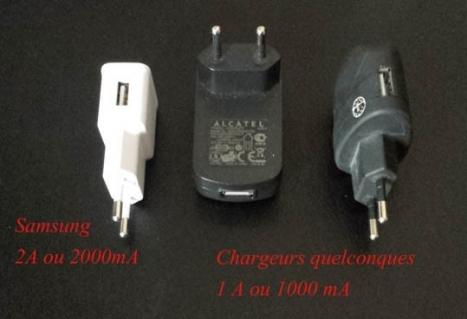 recharger l iphone 6 plus vite 1