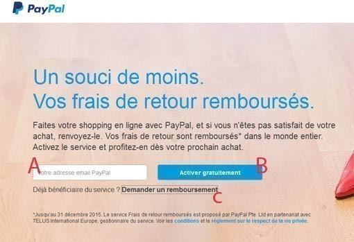 Remboursement frais de retour paypal astuces pratiques - Paypal remboursement frais de port ...