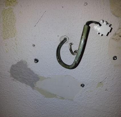 reparer un crepi interieur 2