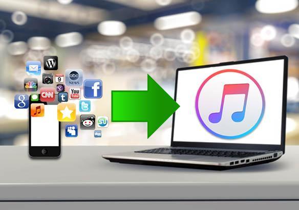 Sauvegarder son Iphone sur iTunes