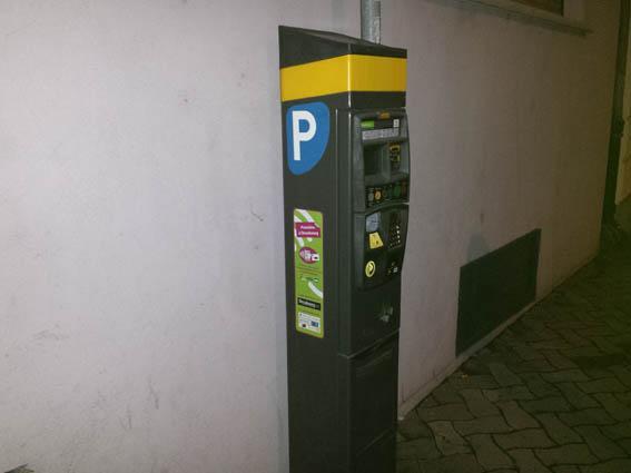 Stationnement payant entre midi et 14h à Strasbourg
