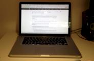 Connecter une telecommande apple sur macbook pro