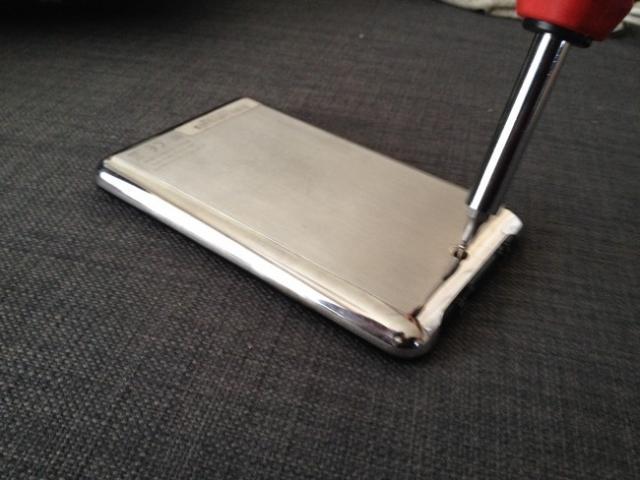 monter le disque dur du macbook pro en usb 1
