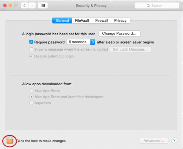retirer le jumelage apple remote sur le mac 1