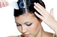 Enlever les traces de colorations de cheveux